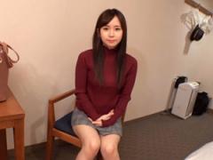 新宿で美容部員せいらちゃん 21 をナンパ!