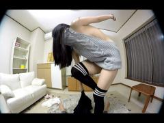 VR動画 童貞を殺すセーターをカノジョに着せたら悩殺されてしまった姫川ゆ...