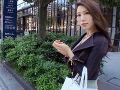 六本木でナンパしたIカップのパパ活美女綾子 27歳