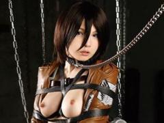 悲報…あの美少女戦士が拘束され性拷問! 執拗な責めに潮吹き、膣内射精され...