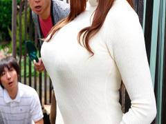 パイズリ ムチムチで巨乳爆乳おっぱいの可愛い美人人妻お姉さん 超乳美女...