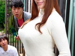 パイズリ ムチムチ巨乳爆乳おっぱいな可愛い美人人妻お姉さん 超乳美女が...