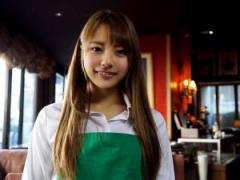 JD カフェで働くクソ可愛い女子大生 顔に似合わずマン毛ボーボー。。。 指...