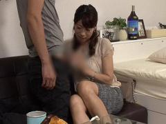 熟女ナンパ デカチンが五十路 55歳 の高齢熟女を部屋に連れ込み中出しSEX...