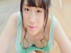 イメージビデオ 清楚系の美少女がエロい下着で乳首チラ見せ誘惑ポーズ撮影