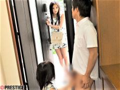 ヤリたがりの彼女の姉が卑猥すぎて 妹の彼氏を誘惑! 就寝中の部屋に押し掛...