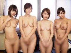 服を汚したくないので… 全裸で働く家政婦さんが卑猥すぎるww広瀬うみ