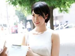企画 素人 渋谷区で見つけた激カワ巨乳人妻をナンパ! 上手いことラブホに...