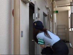 家宅捜査に来た婦警が返り討ちに遭い緊縛されセクハラされちゃうwww
