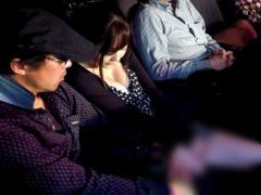 夫と仲睦まじく暮らしていた人妻が映画館で痴漢に狙われ堕とされる! !