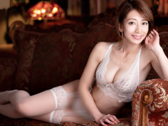 岡村麻友子 三十路人妻女教師が中出しおねだりセックス