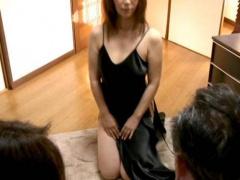 ヘンリー塚本 熟年夫婦がお互いに浮気する寝取られスワッピングセックス! !
