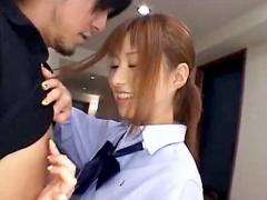 痴女乳首責め動画 露出逆レ◯プ! 丸裸で乳首舐めジュポフェラ! ドS美少女JK...