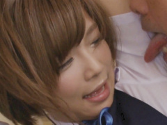 JKと用務員 汗臭いなあ 夏制服女子校生の匂いを嗅ぎまくる用務員のオジサン