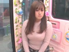 MM便 Hはダメですぅ… ムチムチおっぱいの美女JDが執拗なクリトリス責めに...