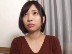 ショートカット美少女JDが本番禁止の女性向け風俗体験の性感マッサージで...