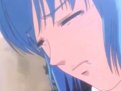 エロアニメ 顔面騎乗位馬乗り状態でオマンコ感じちゃう超乳美巨乳おっぱい...