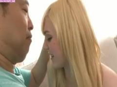 金髪美女で英語がわかるとか最高ですね。いっぱいリクエストできちゃうから。