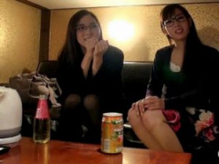 S級素人 京都炎上メガネ美人姉妹! カラダは超極上のエロボディ。。。 透明...