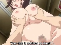 元ヤリマンな人妻達とセックス三昧なエロアニメ