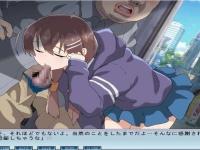 家出娘な女子校生を家に泊めて濃厚SEXなエロアニメ
