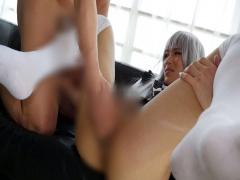 コスプレ女装娘Rei 撮影会でアナルセックス 自宅撮影会のコスプレモデル女...