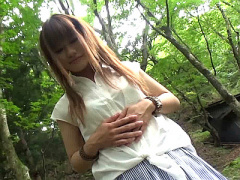 ガチで可愛い男の娘! 大島薫ちゃんと露出デート
