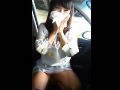 個人撮影 素人援交少女の口の中にザーメン口内発射! !
