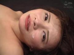 清楚系の綺麗なお姉さんを緊縛、拷〇に近いガチンコな責めで苦悶の表情を...
