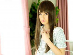 HINATA 19才の超絶美少女装子とチンポを舐め合いアナルSEX! !