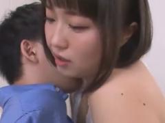 むちむち巨乳痴女の乳首攻め手コキで強制射精させられるM男動画