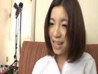 素人 AV女優の新人マネージャー 美人 をヤリ食い&動画撮影