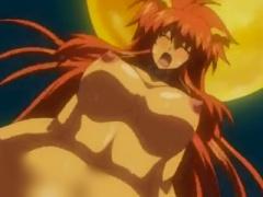エロアニメ 超爆乳おっぱい淫乱超乳美女がマジ綺麗で潮吹きしながらマジイ...