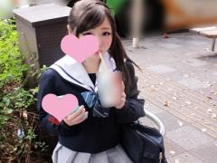 円光 スレンダーで貧乳おっぱいの可愛いギャルJKが援助交際w 種付けハメ撮...