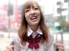 素人 小柄だけどクッソ生意気なギャル女子校生 JK が円光! 中年オヤジのチ...