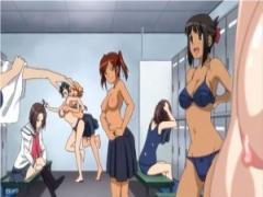 夏だ! 日焼け水着女子校生ハーレム! 学校プール内で膣内射精セックス気持...