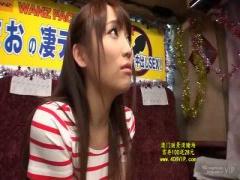 Hカップの巨乳清楚系の秋田美人の凄テク10分耐えたら生中出しSEX