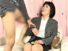 熟女ナンパ バツ2の五十路熟女が戸惑いながらも、久しぶりの肉棒に悶絶