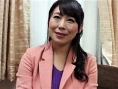 四十路熟女 45歳とは思えない見事な乳房 上京した嫁の母とイケナイ関係
