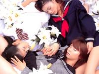レズビアン三姉妹3