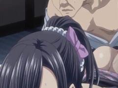 エロアニメ 教師の慰安旅行で酔いつぶれてしまって浴衣のままレイプされ、...