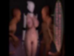 3Dエロアニメ 機械姦! 女性型オナホロボットが極上のフェラとシックスナイ...
