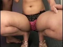 男のアナルをベロベロ舐めまわすエロエロな巨乳美女! !