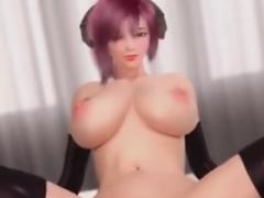 サキュバスとセックスしちゃう3Dエロアニメ
