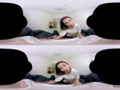 VR専用 美人妻が童貞を卑猥な言葉で誘惑 甘い吐息がエロ過ぎるwww