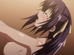 エロアニメ 上目遣いがエロカワいい美乳美少女ちゃんが恥じらいつつも感じ...