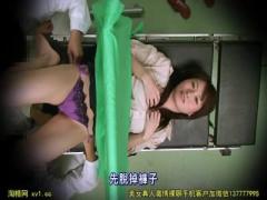 大学病院の研修医が猥褻な悪戯の様子を自ら撮影