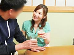 上司の家で酒を飲むことになった結果 上司のド変態奥様に誘惑されてパコパ...