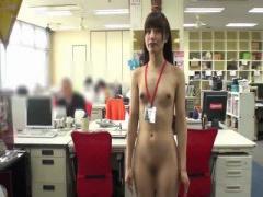 SOD社員がいきなり全裸指令 抜き打ちで診察を強制され真っ裸で受診する女...