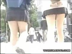 盗撮 スカートの中 女学生